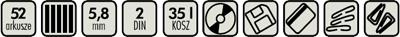 Kobra 240 SS5 Turbo ES - specyfikacja